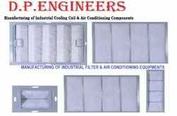 Rod Type Filters, Rod Frame Type Pre Filter