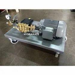 KH-HT-8-150-3 150 Bar Electric Pressure Testing Unit