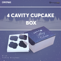 Printed Cupcake Boxes