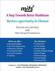 PCD Pharma Franchise In Chennai