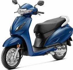 Blue Scooter Exporters 110cc