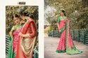 Sangam Prints Amber Silk Heavy Look Designer Saree Catalog