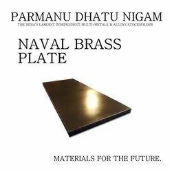 Naval Brass Plate
