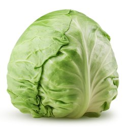 Green A Grade Fresh Cabbage, Gunny Bag, 10kg(Maximum)