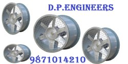 Axial Fan 30 8000 CFM