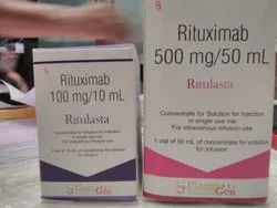 Ritulasta Rituximab 100 Mg & 500 Mg Injection