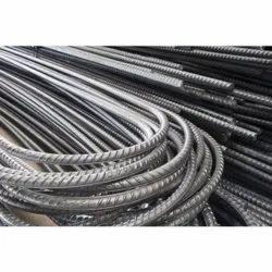 Mild Steel Tmt Bars, For Construction, Grade: Fe 500