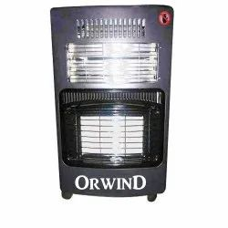 Gas Room Heater With Electric Heater