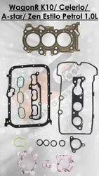 Head Gaskets India Wagon R K10 / Celerio / A-star / Zen Estilo Petrol 1.0l Overhaul Gasket Sets