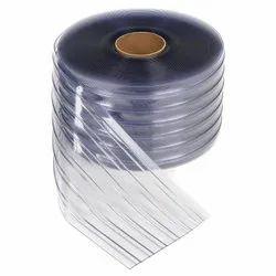 Scratch Guard Ribbed PVC Strip Roll