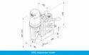 40 mm Diameter Magnetic Annular Cutter Machine