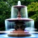 Structural Fountain