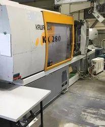 Used Injection Molding Machine Kawaguchi (280-Ton)