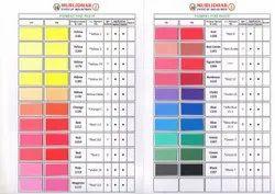 AZO Free Pigment Paste