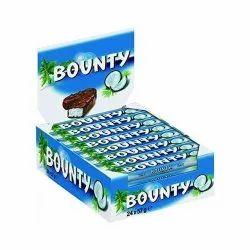 Rectangular Bounty Coconut Chocolates Bar