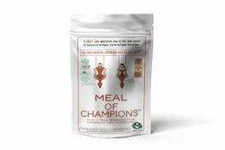 OMG LABS MUSHROOM MEAL REPLACEMENT, Powder, Packaging Type: Paper Bag