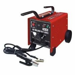 Stainless Steel Electric Welding Machine, For Industrial, Automation Grade: Semi-Automatic