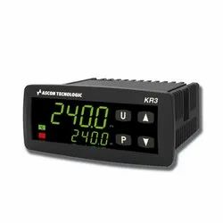 Ascon KR3 PID/On-Off Temperature Controller