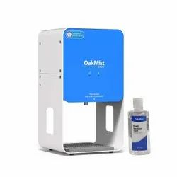 Oakmist Mini Touchless Sanitizer Dispenser