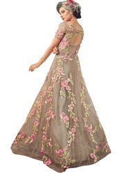 Bridal Net Gowns