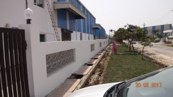 Industrial Area RCC Civil Construction Contractor Service