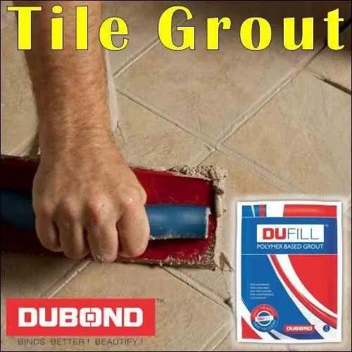 Cementitious Tile Grout