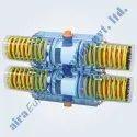 Pneumatic Rotary Scotch & Yoke Double Decker Actuator Single Acting (Aluminium Body)