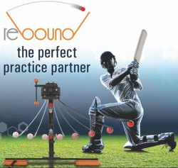 REBOUND CRICKET TRAINER