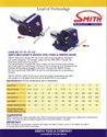 SMITH BENCH VICE Heavy Duty Double Rib 6