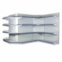 Mild Steel Products Display Racks, For Retail Store