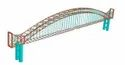 Commercial Steel Arch Bridges Design Service, In Pan India