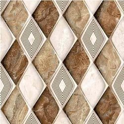 Flores Ceramic Wall Tiles, Size: 200 mm x 300 mm, Thickness: 10 mm