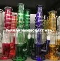 Color Tube Bongs water  Smoking Pipes