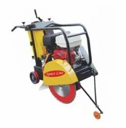 Concrete Groove Cutter With Honda Engine