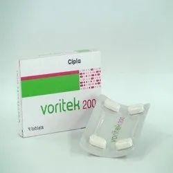 200 Mg Voritek Tablet
