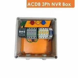 Solar NVR Combiner Box