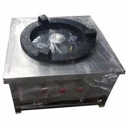 Stainless Steel Single Burner LPG Gas Stove