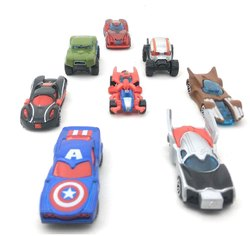 Multicolor Plastic SC1113 Unbreakable Pull Back Vehicles, For Amusement Park