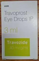 Travoprost Eye Drop