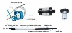 Boiler, Heat Exchanger Tube Cleaning System