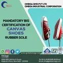 Bis Certification Consultancy for Canvas Shoes IS 3735