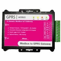 Modbus RTU To GPRS Gateway
