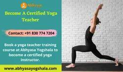 Anytime Unisex Online Yoga Teacher Training