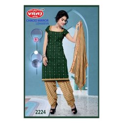 Vraj Ladies Cotton Unstitched Dress Material