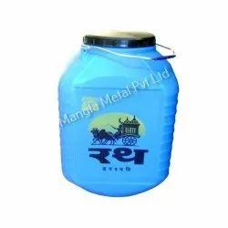 Plastic Ghee Container
