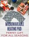 Flax Seed Heat Wrap Microwavable