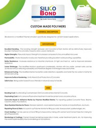 Silicobond (High Quality Polymer Mortar)