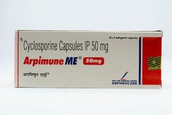 Cyclosporine Capsules IP