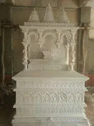 Pooja Ghar Stone Temple