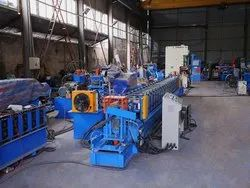 Solar Panel Mounting Bracket Struct Channel Roll Forming Machine